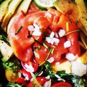 Zalm Slaatje 300x300 - Salade Zalm Klik Hier