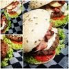 Gourmet Bacon Burger