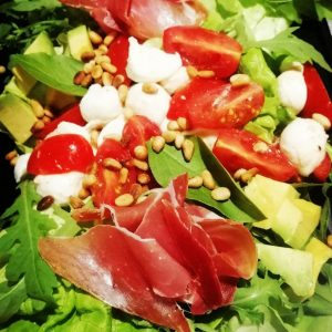 Italiaans Slaatje 300x300 - Italian Summer Salad Klik Hier