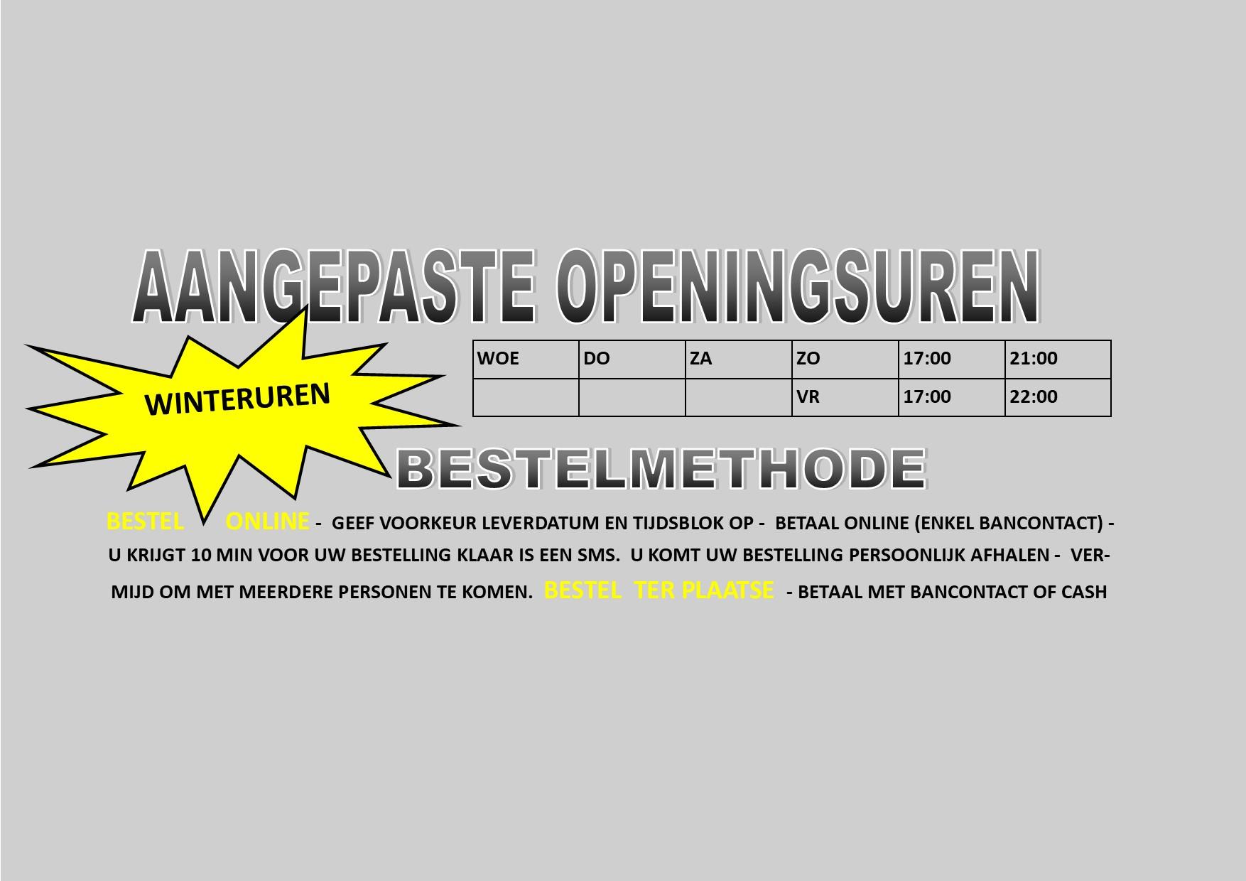 Aangepaste Openingsuren 202004 08 - Home